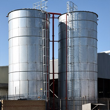 1 Steel Water Storage Tanks, Bulk Water Reservoirs - Abeco