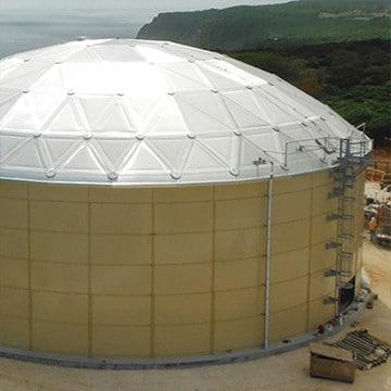 1 Steel Water Storage Tanks, Bulk Water Reservoirs - Abeco